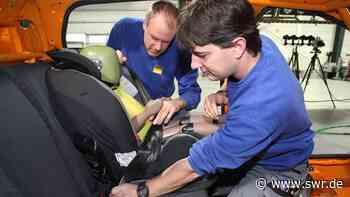 Schlecht gesicherte Kindersitze im Auto | Wissen | SWR2 - SWR