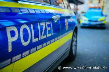 Bad Driburgerin Geldbörse gestohlen - Westfalen-Blatt