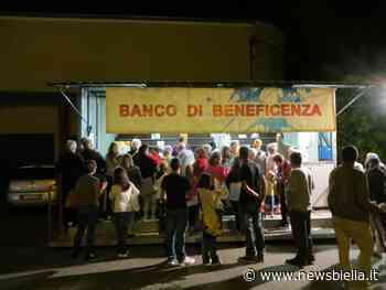 Cossato, niente Banco di Beneficenza per Covid: l'annuncio del Comitato - newsbiella.it