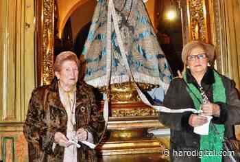 OBITUARIO: La Cofradía de la Vega lamenta el fallecimiento de Carmen Fernández López, antigua camarera mayor - Haro Digital