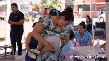 Lactancia materna debe promoverse todo el año en Ciudad del Carmen, proponen - PorEsto