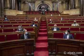 El Parlament reprueba a Felipe VI y a Carmen Calvo pero no publicará la votación - EL PAÍS