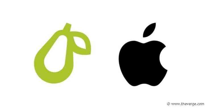 Apple wants this recipe app to stop using a pear in its logo