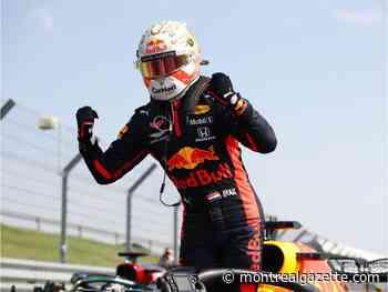 Max Verstappen wins 70th Anniversary GP; Montreal's Lance Stroll 6th