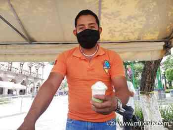 ¿Nieve sabor cóctel de mariscos?... Solo en Dolores Hidalgo - Milenio