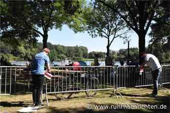 Zu großer Andrang: Stadt Borken begrenzt Zugang zum Badesee - Ruhr Nachrichten