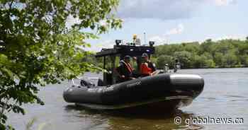 Search continues to find a man struck by a boat in Laval after a watercraft accident
