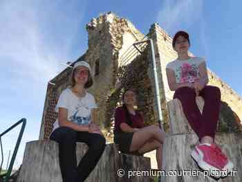Quand les jeunes du monde entier se retrouvent à Ham pour restaurer le château - Courrier picard