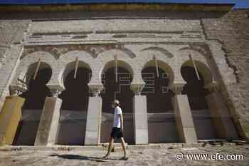El paraíso terrenal y celestial de Medina Azahara - Agencia EFE