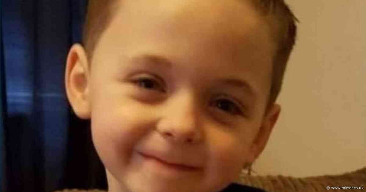 Boy, 8, collapses in mum's arms and dies after telling her 'I love you'