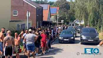 Trotz Corona: Erneuter Massenauflauf vor Freibad in Hagen - WP News