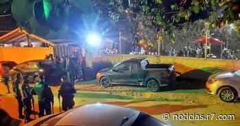 Guara Municipal de BH encerra festa com quase 500 pessoas em sítio - HORA 7