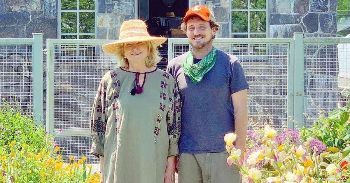 Martha Stewart's Head Gardener Currently Resides in Her Guest House - News Lagoon