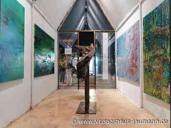 Weil am Rhein: Kunst in Kuben beim Kunstraum Kieswerk - Weil am Rhein - www.verlagshaus-jaumann.de
