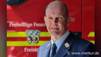 Freising: Neuer Stadtbrandinspektor Oliver Sturde im Interview - Merkur.de