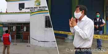 Alcalde de Nuevo Chimbote iría hasta 8 años a la cárcel por cobrar gratificación irregular - La Industria.pe
