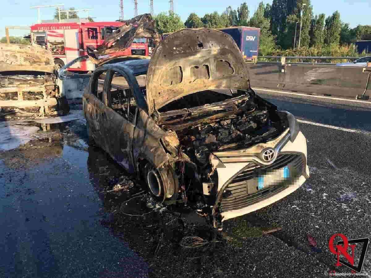 NICHELINO – Incidente in tangenziale, quattro feriti (FOTO) - ObiettivoNews