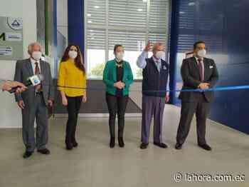 Empresa Eléctrica atiende en nuevas instalaciones en el Puyo - La Hora (Ecuador)