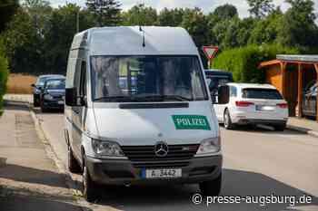 Frau in Graben getötet – Vermutlicher Täter verletzt in Gersthofen gefunden - Presse Augsburg