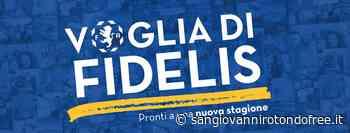 La Fidelis Andria in ritiro pre campionato a San Giovanni Rotondo - San Giovanni Rotondo Free
