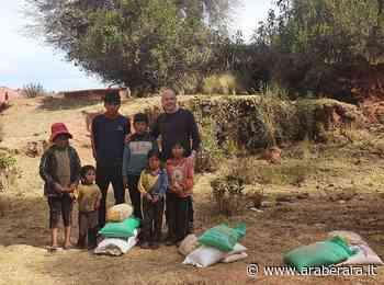 SOVERE - IL PERSONAGGIO - Don Antonio sfida il covid e consegna cibo nei villaggi della Bolivia - Araberara