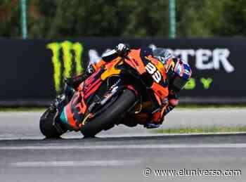 El debutante Brad Binder alcanza su primer triunfo en MotoGP - El Universo