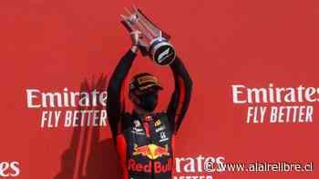 Max Verstappen y el triunfo en el GP del 70 aniversario: Teníamos la estrategia correcta - AlAireLibre.cl