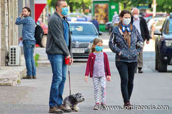 Coronavirus : ces villes et zones d'Île-de-France où le port du masque est obligatoire à l'extérieur - sortiraparis