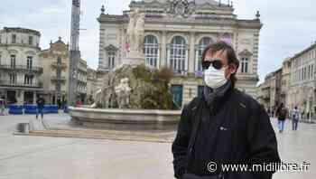 Montpellier : dès mardi, le port du masque sera obligatoire en extérieur - Midi Libre