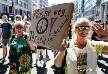Qui sont les «coronasceptiques» qui protestent contre le port du masque ? - L'Union