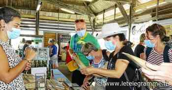 À Groix, le port du masque se généralise - Le Télégramme