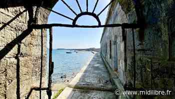 Balade sur le brise-lames qui protège le port de Sète - Midi Libre