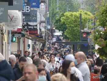 Covid-19 : le port du masque imposé dans le centre-ville de Nancy, ce qu'il faut savoir - Lorraine Actu