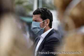 Le maire de Cannes explique pourquoi le port du masque n'est pas obligatoire partout dans sa ville - France 3 Régions