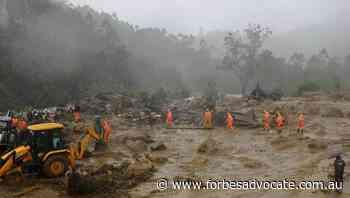 Indian landslide leaves 42 dead - Forbes Advocate