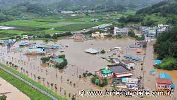 S. Korea downpours leave at least 30 dead - Forbes Advocate
