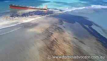 Mauritius scrambles to counter oil spill - Forbes Advocate