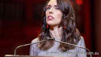 NZ election all about COVID-19: Ardern - Forbes Advocate