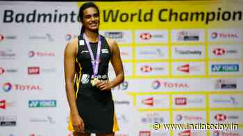 Was happy to see my name on Forbes list: PV Sindhu on being 13th richest female athlete in 2019 - India Today