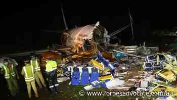 India plane crash death toll rises to 18 - Forbes Advocate