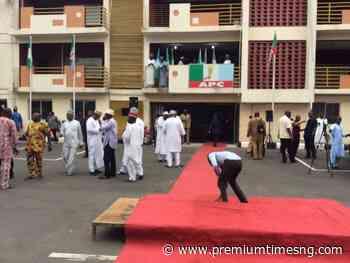 Court sacks Zamfara APC Exco, orders fresh congress - Premium Times