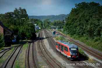 Bahnübergänge im Kreis Miltenberg werden gesichert, schnellere Fahrten ermöglicht - Main-Echo