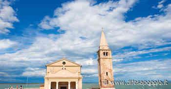 Caorle. La Madonna dell'Angelo tra la terra e il mare - La Difesa del Popolo