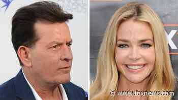 Denise Richards says she did 'whatever' she could to 'hide' Charlie Sheen's behavior from daughters - Fox News