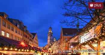 Christkindlesmarkt: Ravensburg will Planungssicherheit - Schwäbische