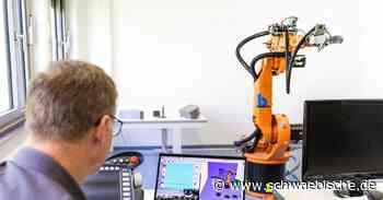 Hochschule Ravensburg-Weingarten setzt auf ein virtuelles Robotiklabor - Schwäbische