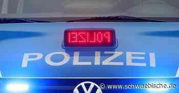 Unfall in Ravensburg: Totalschaden an Auto und Baum - Schwäbische