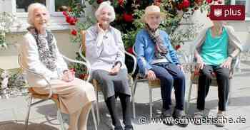 In Ravensburg leben vier Hundertjährige unter einem Dach - Schwäbische