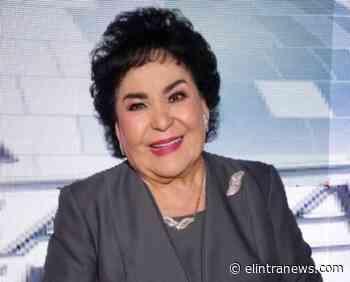 ¡Buena para el escándalo! Carmen Salinas manda divertido y picante mensaje a David Zepeda - El Intransigente América News