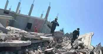 Dos terremotos sacuden el nordeste de Argelia - www.ecsaharaui.com